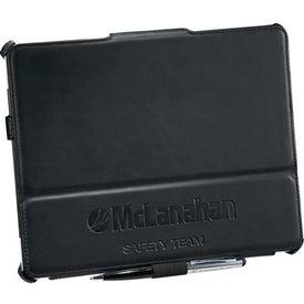 Advertising Millenium Leather Case For iPad 2,3,4