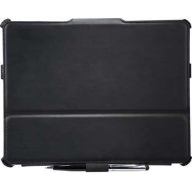 Millenium Leather Case For iPad 2,3,4 Branded with Your Logo