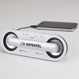 Imprinted Mini Mate Portable Speaker
