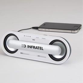 Imprinted Mini Mate Portable Speaker