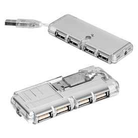 Company Mini USB 4-Port Hub 1.1