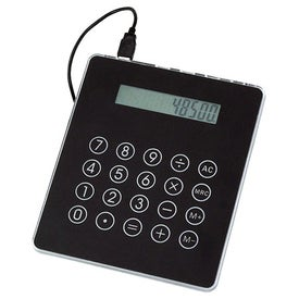 Mouse Pad/Calculator USB Hub for Advertising