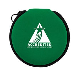 Branded Neoprene CD DVD Case