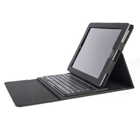Nova Bluetooth Keyboard iPad Case for Customization