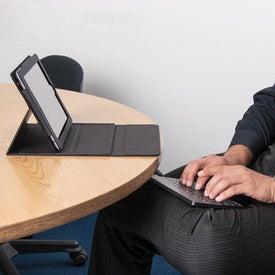 Imprinted Nova Bluetooth Keyboard iPad Case