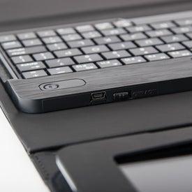 Nova Bluetooth Keyboard iPad Case for Your Company