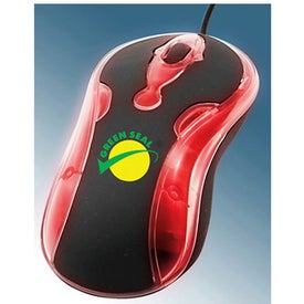 Imprinted Optical 3 Button Mouse