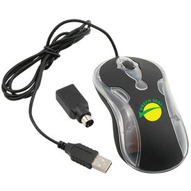 Optical 3 Button Mouse
