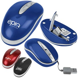 Storage Optical Mouse