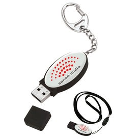 Oval USB Drive