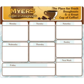 Advertising 50 Sheet Paper Mouse Pad