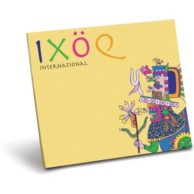 Branded 50 Sheet Paper Mouse Pad