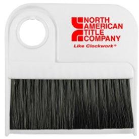 Imprinted PC Brush & Dust Pan