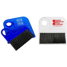 Custom PC Brush & Dust Pan