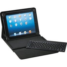Monogrammed Pedova ETech Bluetooth Keyboard Case