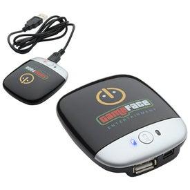 Logo Power Pod Mini Device Charger