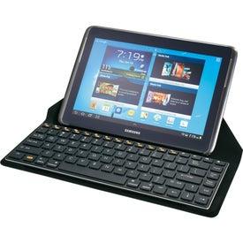 Imprinted Pyramid Bluetooth Keyboard