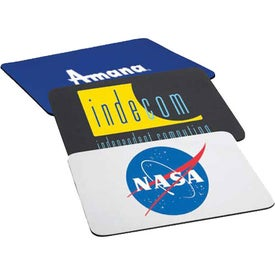 "Rectangular Foam Mouse Pad (9.125"" x 7.5"")"