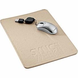 Recycled Cardboard Mousepad