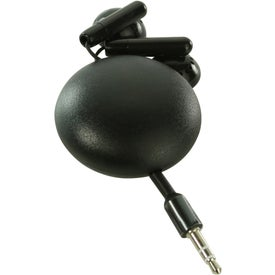 Retractable Earbud Pod for Your Organization