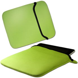 Reversible iPad/Tablet Sleeve Printed with Your Logo