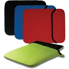 Imprinted Reversible iPad/Tablet Sleeve