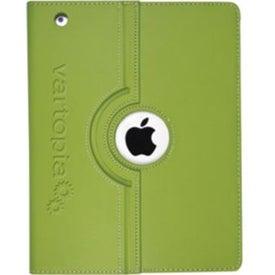 Revolution iPad Case for Marketing