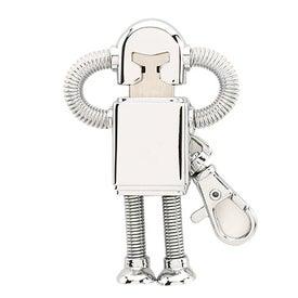 Monogrammed Robot Drive