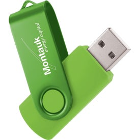Rotate 2Tone USB Flash Drive for your School