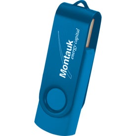 Rotate 2Tone USB Flash Drive for Your Church