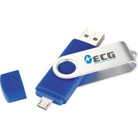 Rotate OTG Ultimate Flash Drive 2GB