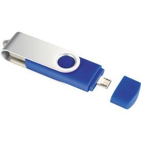 Company Rotate OTG Ultimate Flash Drive