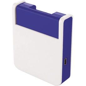 Company Rotate Mobile Phone Holder and USB Hub