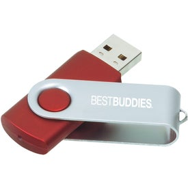 Rotate USB Flash Drive V.2.0 for Your Company
