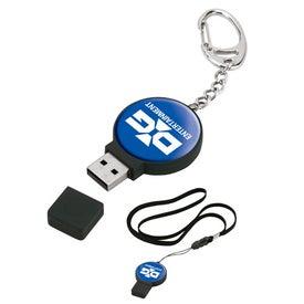 Round USB Drive