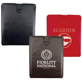 Sawyer Tablet Sleeve Imprinted with Your Logo