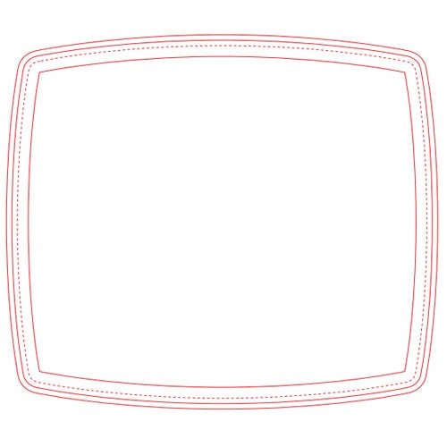 Fabric Surface Screen Mouse Pad