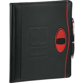 Scripto Pacesetter Case For iPad with Your Slogan
