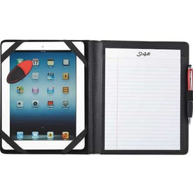 Imprinted Scripto Pacesetter Case For iPad