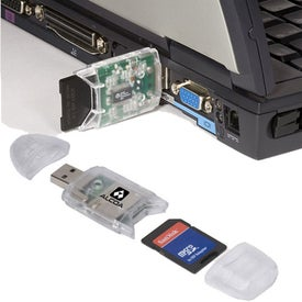 SD/MMC Card Reader/Writer 2.0 for Your Organization