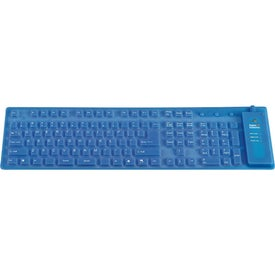 Silicone Keyboard with Your Slogan