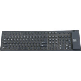 Silicone Keyboard Giveaways