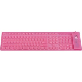 Silicone Keyboard for Promotion