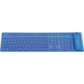 Imprinted Silicone Keyboard