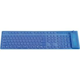 Imprinted Silicone Keyboard