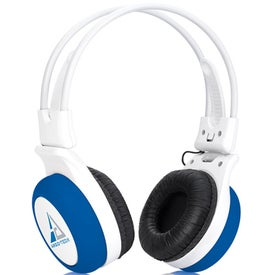 Logo Silly Ears Silicone Stereo Headphones