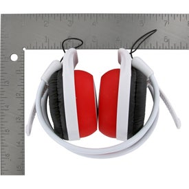 Customized Silly Ears Silicone Stereo Headphones