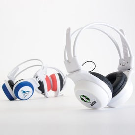 Silly Ears Silicone Stereo Headphones