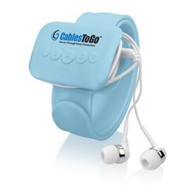Slap-On Sound MP3 Player for Marketing