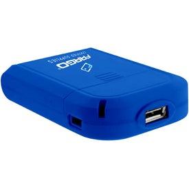 Imprinted Slayden Battery USB Charger